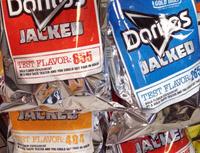 Doritos Jacked Mystery Flavors