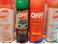 Off Bug Spray
