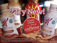 Special K Protein Shakes
