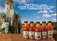 Uncle Si's Iced Tea