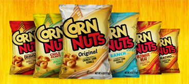 Corn Nuts - Assorted Flavors